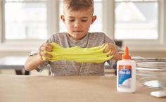 Elmer's Recipe for Colored Slime