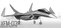 XFM-03 by fighterman35 on deviantART