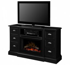 Dimplex - Home Page » Fireplaces » Media Consoles » Products » Gibbons Media Console