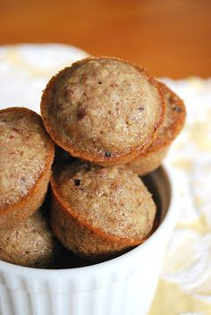 The Capitol Baker: Pecan Pie Muffins