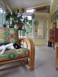 Darlene's Art-Filled Riverside Ranch -- House Tour