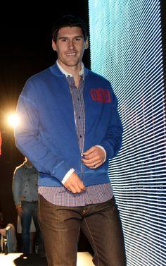 Gareth barri model
