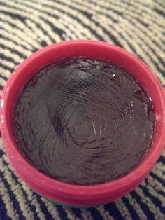 Cocoa lip balm  Ingredients: Coconut oil-2tbsp Vaseline-2tbsp Cocoa-tbsp Vaseline Uses, Lip Balm Ingredients, Coconut Oil, Cocoa, Wedding Hairstyles, The Balm, Hair Styles, Tableware, Hair Plait Styles