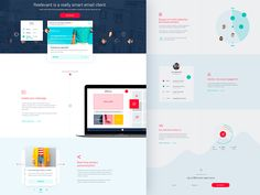 Hi guys,  It's a beautiful Saturday here on the North Adraiatic.  I wanted to share a project we did (October, November 2015) for a French Startup called Reelevant brought to you by the team of tal...