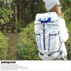 【楽天市場】patagonia パタゴニア Ascensionist Pack 35L/アセンジョニスト パック 35L・47995(全2色)(unisex)【2014春夏】:Crouka(クローカ)