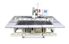 Single Head Automatic Sewing Machine-Head Lifting-Sewing Machine-Production-Richpeace Group