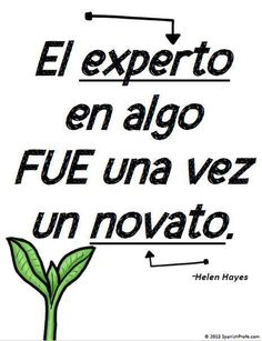 Motivational posters in Spanish. Growth mindset posters in Spanish. Spanish motivational quote for kids and school. Great for bilingual, Spanish immersion and dual language teachers and classrooms. Carteles motivadores para ninos y escuela. Motivational Quotes For Students, Motivational Posters, New Quotes, Inspirational Quotes, Growth Mindset Posters, Language Quotes, Classroom Language, Spanish Quotes, Spanish Songs