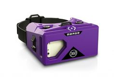 Merge VR Virtual Reality Goggles, the only VR goggles that work on both iOS and Android platforms, are the gift for the techies or early adopters for Valentine& Day. The Merge VR Goggles turn your iOS or Android smartphone into an immersive virtual. Virtual Reality Companies, Best Virtual Reality, Virtual Reality Headset, Augmented Reality, Virtual Reality Goggles, Wearable Technology, Android Smartphone, Educational Games