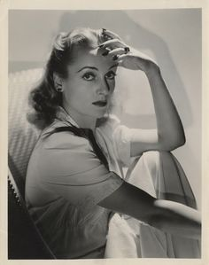 Carole Lombard by John Engstead