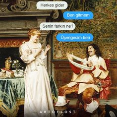 Üşengecim ben Arif Can Funny Art, Funny Memes, Funny Sherlock, Cool Tumblr, Day Lewis, Cute Cat Gif, Life Quotes To Live By, New Sticker, Funny Wallpapers