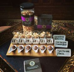 Chocolate Tastings are fun! And FREE- www.cococravings.com