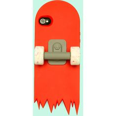 Candies Skate Deck iPhone Case ($45) ❤ liked on Polyvore