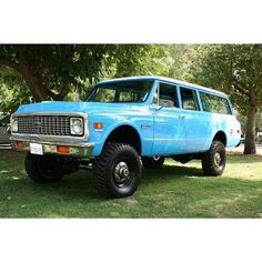 1972 Chevrolet Suburban K20