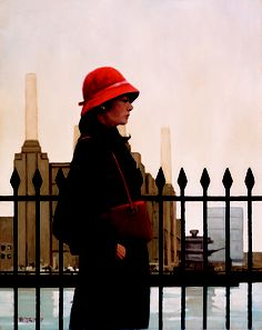 Just Another Day, Jack Vettriano
