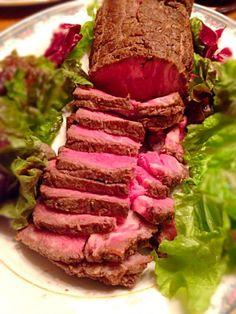 Main dish -Roast Beef