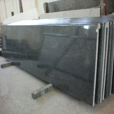 Newstar supply china black granite countertop China factory granite tile and sla