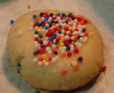 Aprende a preparar estas torticas dulces: Polvorones.: Receta de polvorones #1 (la original)