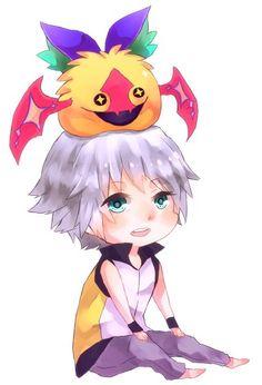 Riku and Komory Bat