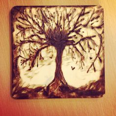 Done some wood Burning of my own :)