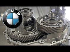 BMW Electric Engine PRODUCTION - YouTube