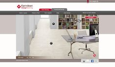 """NEW Commercial Floorstyle and CAD Service"" www.karndeanblog.com Cad Services, Karndean Flooring, Next At Home, Brochures, Interior Decorating, Apps, Posts, Videos, App"