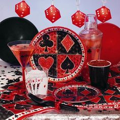 Casino Night - Want your guests to take a gamble and experience something new and fun in their relationships?