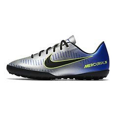 e13f006bc5 Nike JR MercurialX Victory VI NJR TF SilverBlue 4 -- Continue to the  product at