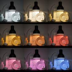 TRÅDFRI Set mit Gateway - Farb- und Weißspektrum - IKEA Smart Kit, Ikea Home, Ikea Family, Sonos, Luminous Flux, App Store, 5 W, Kit Homes, Mason Jar Lamp
