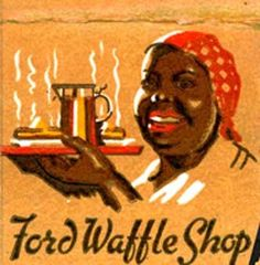 Aunt Jemima Is Still Around….