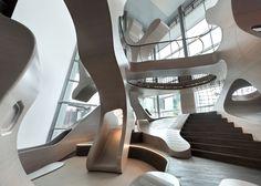 pin von eve austria auf organic architecture | pinterest | skulptur, Innenarchitektur ideen
