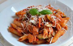 PASTE CU LEGUME - Rețete Fel de Fel Caesar Pasta Salads, Caesar Salad, I Want To Eat, Japchae, Thai Red Curry, Favorite Recipes, Lunch, Meals, Ethnic Recipes