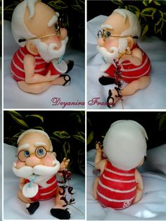 Santa Claus veraniego- Deyanira Francis