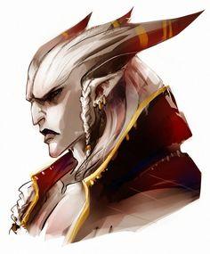 Agent1 of Iron Bull by Aiuke on deviantART