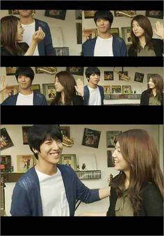 Yong shin Jung Yong Hwa, Park Shin Hye, Heartstrings, You're Beautiful, Korean Dramas, Kpop, Asian, Actors, Random