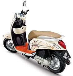 I want this Scoopy! :)