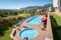 4 Mountain Resort Pools to Help You Beat the Heat #TheHeidiGuide