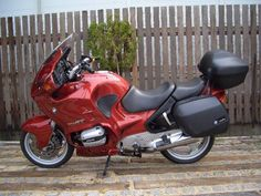 The 1996 BMW R1100RT