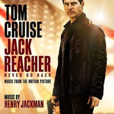 Jack Reacher: Never Go Back (Music from the Motion Picture) de Henry Jackman