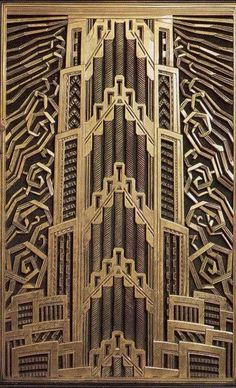 Art deco detailing from the Pantages Theater. | Art Deco , Art ...