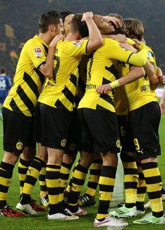 Borussia Dortmund guys.