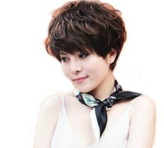 Cool2day Newest Short Fashion Women DARK BROWN Cosplay Wave Party Wig JF010423 by Cool2day. $13.00. Material: Synthetic. Package:1 PCS. Color:Photo Gallery .Color Shown: (Color may vary by monitor.). Style:Synthetic Wigs with bangs. Length:21cm. Please kindly note it's not REAL PERSON HAIR , the model wearing WIG is just for show Feature: 1.Excellent Quality straight 100% Japanese Kanekalon (high quality one) made fiber wig    2.You will be amazed by the quality....