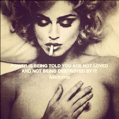 #Madonna #quotes #loveit