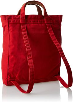 Amazon.com: Fjallraven Totepack No.1, Red: Fjallraven: Sports & Outdoors