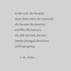 Like all journeys