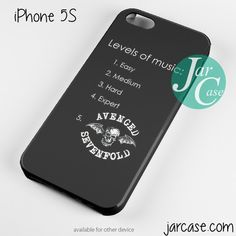 Avenged Sevenfold Fan Quotes 2 Phone case for iPhone 4/4s/5/5c/5s/6/6 plus