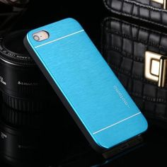 Ultra Thin Aluminum Case for iPhone