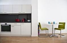 Küche und Frühstücksecke New Construction, Real Estates, Homes