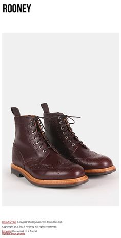 Rooney Shop, New Arrivals : Mark McNairy Boots Rich Man, Oxford Shoes, Dress Shoes, Lace Up, Email Design, Boots, Men, Shopping, Heart