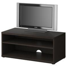 MOSJÖ Tv-bänk - IKEA Another option but it looks so Unclassy - 300SEK, though