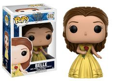 Funko POP Beauty and The Beast Live Action http://www.blogdaju.com.br/2017/03/funko-pop-bela-e-fera-live-action.html